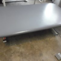 Hi/Lo bariatric table